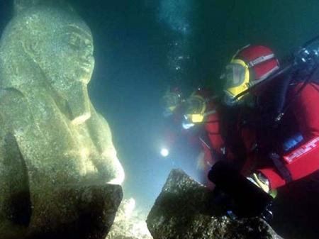 Alexandria Unique Wreck Diving - Egypt