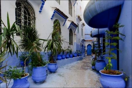 Chefchaouen, Tangeri-Tétouan