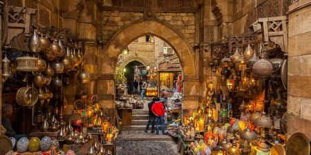 Sultan Hasan Mosque And Madrasa | Islamic Cairo