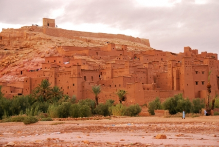 The Kasbah of Ait Benhaddou, Ouarzazate
