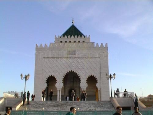 Mausoleo de Mohamed V
