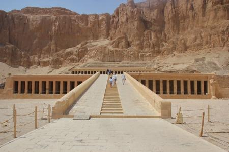 The Temple of Queen Hatshepsut, Luxor