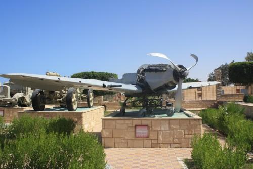World War II Cemeteries in Al Alamein
