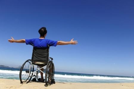 車椅子でのツアー