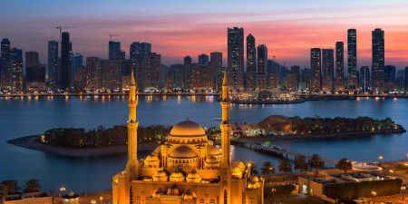 Guia de viagem dos Emirados Árabes