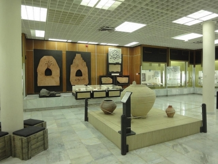 Inside Al Ain National Museum