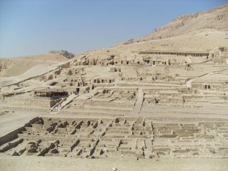 Villaggio degli Operai, Luxor