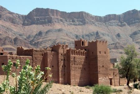Kasbah,  Ouarzazate