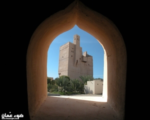 Al Fiqayn Fort in Oman