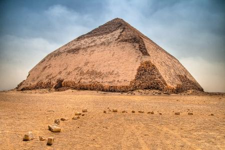 Dahshur Bent Pyramid