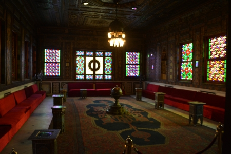 Manial Palace Guests Room, Cairo