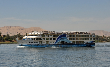 Amarco Wheelchair Accessible Nile Cruise