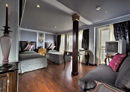 MS Misr Suite with panoramc balconies