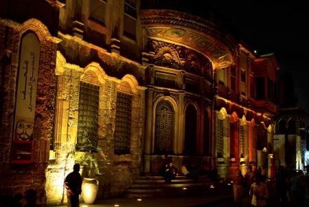 Moez Street, old Cairo