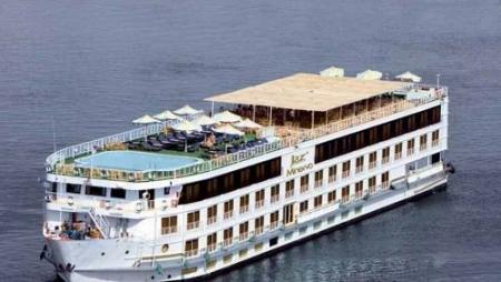 Crucero Egipto Fin de Año 2016 (Steignberger Minerva)
