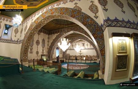 Cappadocia- Hacı Bektaşi Veli Complex