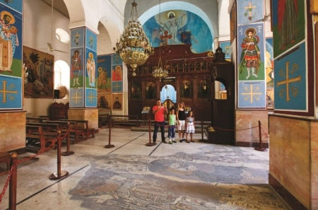 Greek Orthodox Church in Madaba