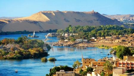 The Beauty of Aswan