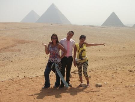 Dal Porto di Port Said a Giza (Rientro Alessandria)