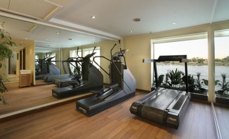 Gymnasium and Fitness Center