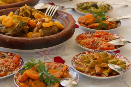 Moroccan Delicious Dishes