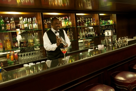 MS Presidential Nile Cruise Bar