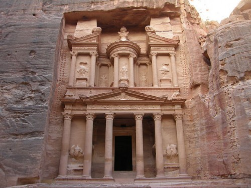 The Treasury (Also Known as El Khaznah)