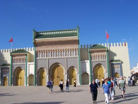 Il Palazzo Reale di Casablanca