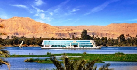 Amwaj Livingstone Nile Cruise
