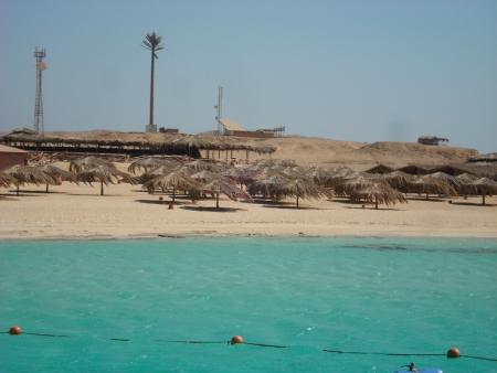 spiaggia Giftun