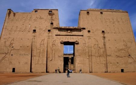 Templo de Horús, Edfu