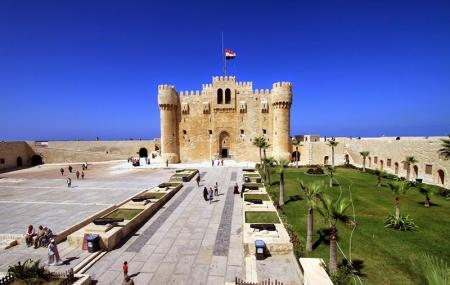 la Ciudadela de Qaitbay