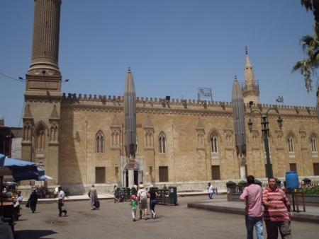 Piazza Khan el Khalili