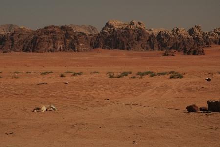 Wadi Rum | Valle della Luna