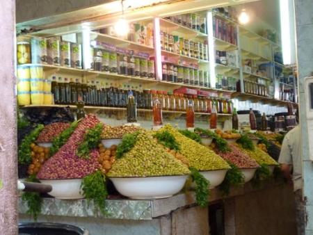Zocos en Agadir.