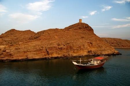 Khawr AlBatah of Oman