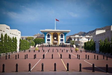 Christmas Holiday in Muscat Oman
