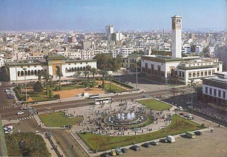 Mohammed V Square, Casablanca
