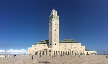 Mesquita Hassan II - Casablanca
