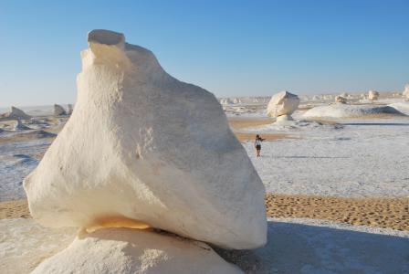 White Desert, Western Desert