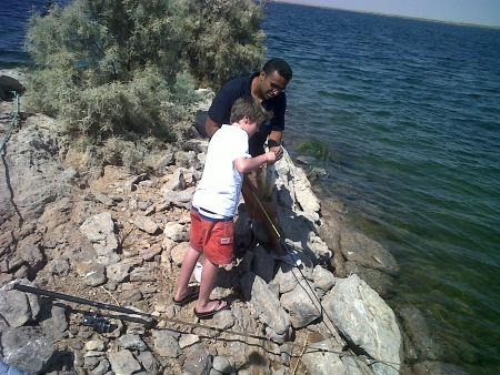 Lake Nasser Fishing