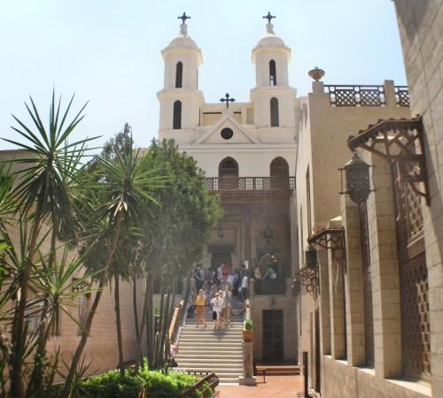 Висячая Церковь