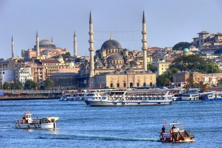 5 Tage Kurzurlaub Istanbul