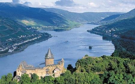 Trip to the Rhine Vally Day tour