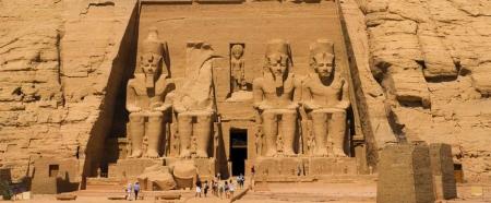 Abu Simbel Temple of Rameses II