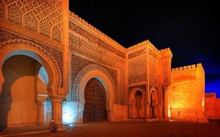 Día 2 : Bab Mansour.