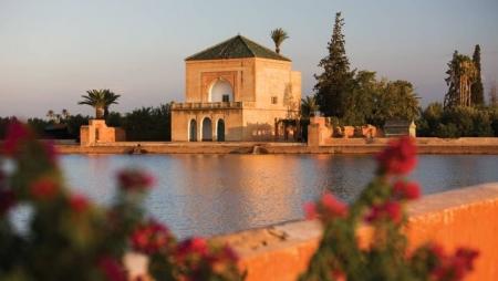 Giardini della Menara   Marocco a Capodanno 2016