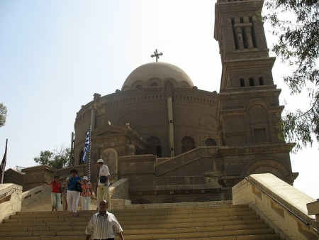 The Coptic Museum in Old Cairo