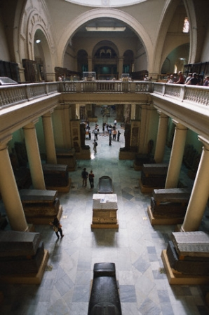 Egyptian Museum Ground floor