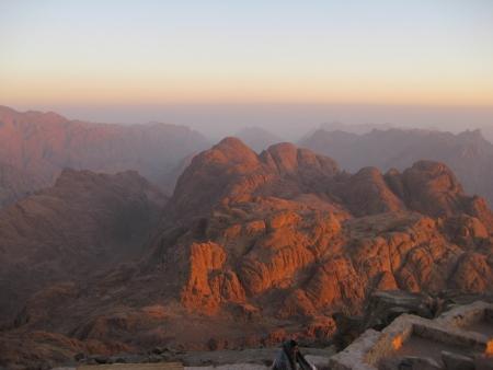 Vista do Monte de Móises